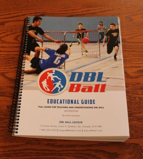 DBL Ball Educational Guide - Cover Page