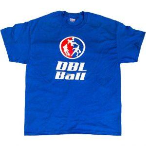 Uniforme de DBL Ball Classique - Bleu- Face