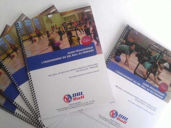 Guide Pédagogique 2012 - Couverture